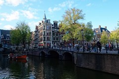 Bicycles, canals and great people = Amsterdam, the Netherlands