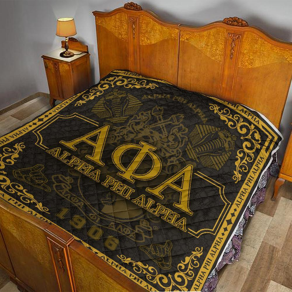 Alpha Phi Alpha 1906 Pattern All Over Printed