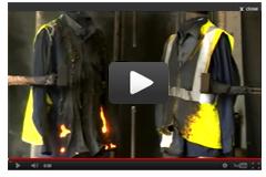 Arc Flash Safety Vests