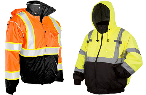 Safety Jackets High Visibility Winter Coats Fullsource Com