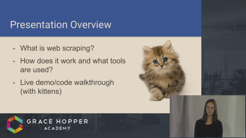 How to Scrape the Web with Node js | The Grace Hopper Program