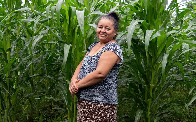Beneficiaria Línea Agropecuaria