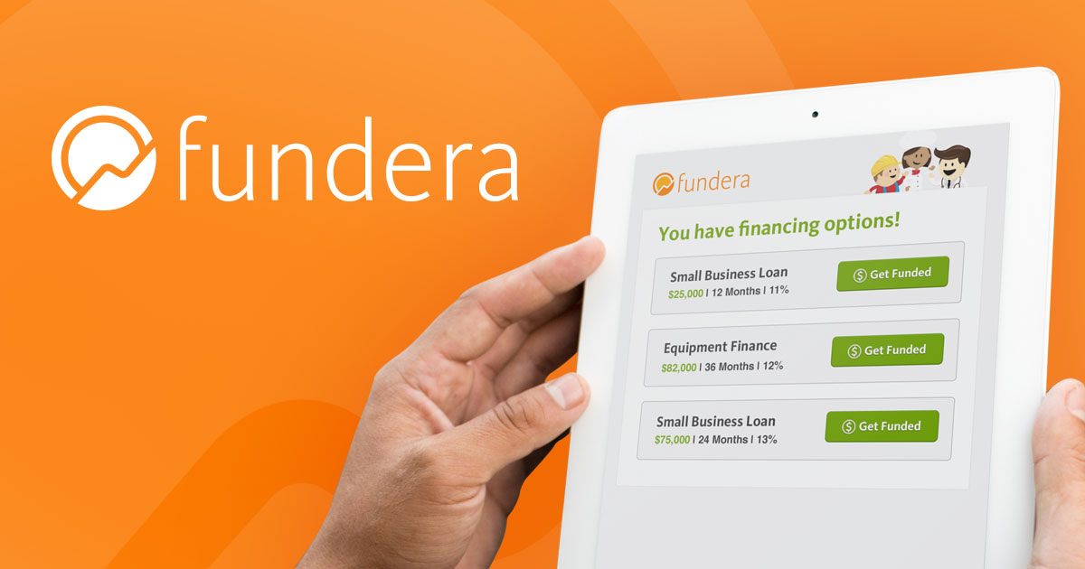 Fundera | Small Business Loans, Merchant Cash Advances, Factoring