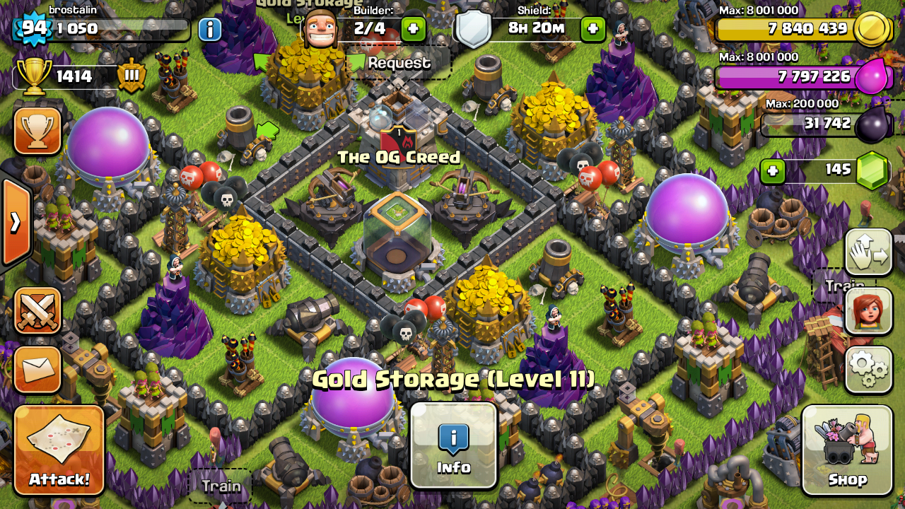 how to change email id of clash of clan account