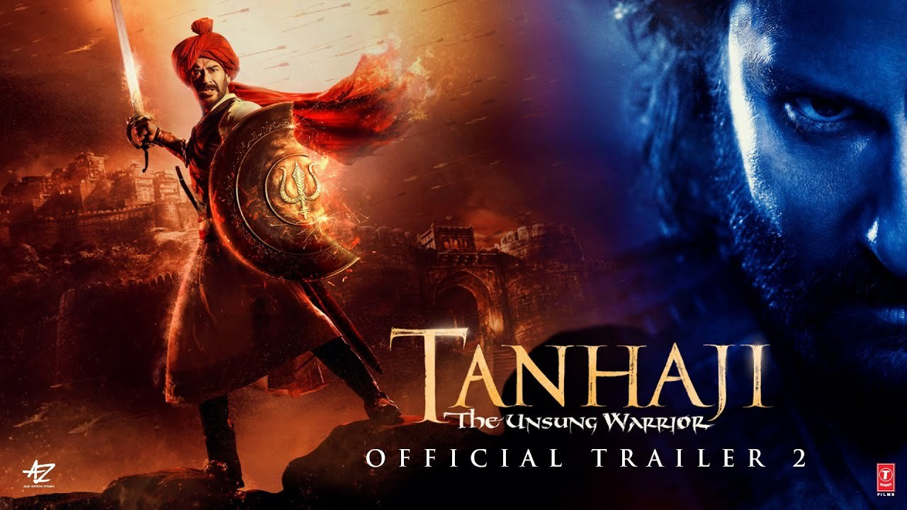 Click here to support Watch Tanhaji: The Unsung Warrior [2020] Full Movie Online by Nazriel Febri