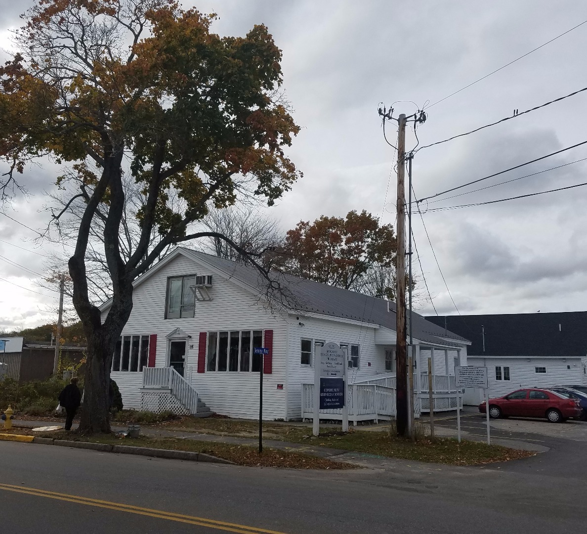 The Free Store--Brunswick, Maine