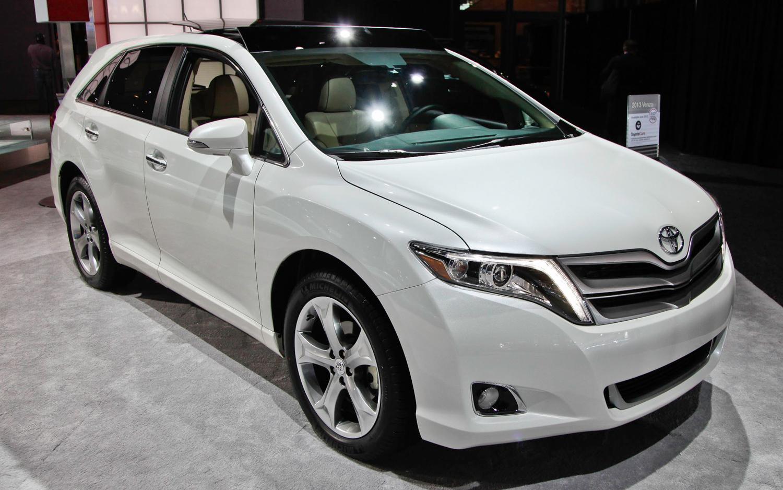 Toyota Venza (Тойота Венза) 2016 в новом кузове в Москве ...