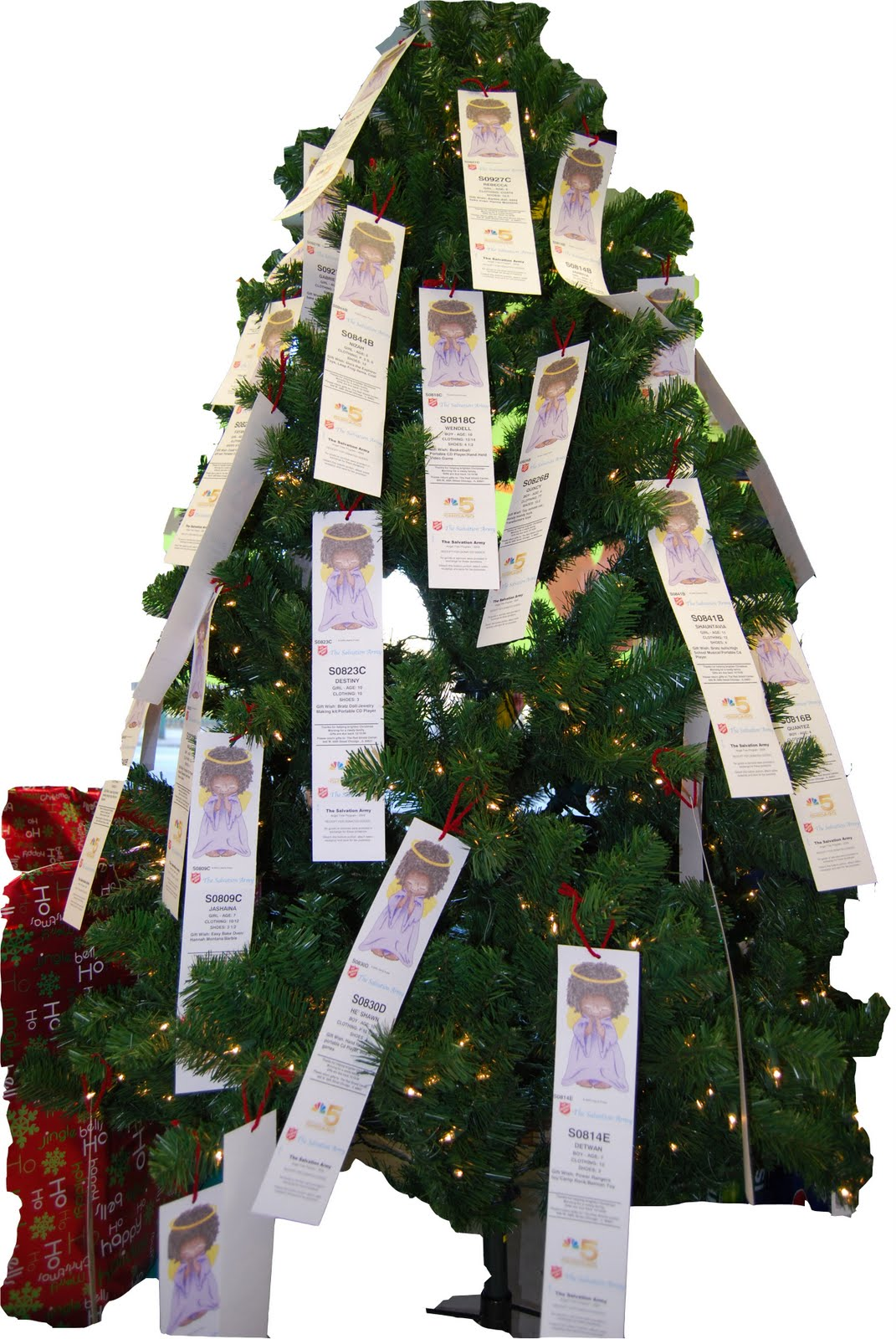 angel tree fund 2014