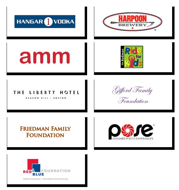 AMM, Liberty Hotel, Hanger Vodka, Harpoon Brewery, the Rodman Ride for Kids