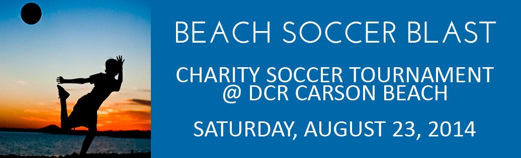 Beach Soccer Blast