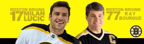 Lucic ray banner