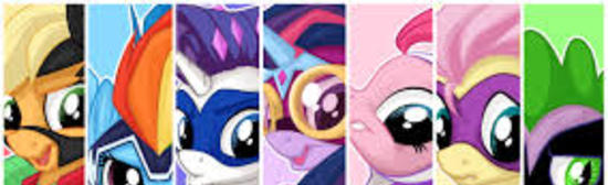 Power ponys