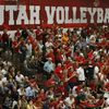 Utah 10 w volley fan zone