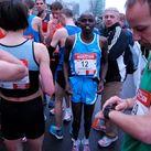 Japhet start utrecht marathon 2012