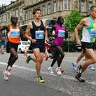 Japhet start edinburgh marathon 2013