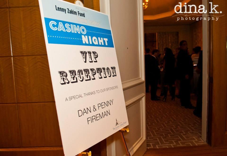 Lzf casino night
