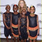 Connie britton african childrens choir gala with sheryl crow 15