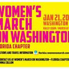 Womens march on washington florida flyer