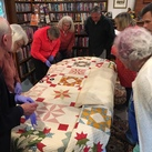Quilt talk orrs library june 2