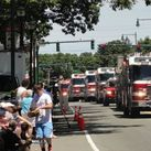 Fire trucks braintree day