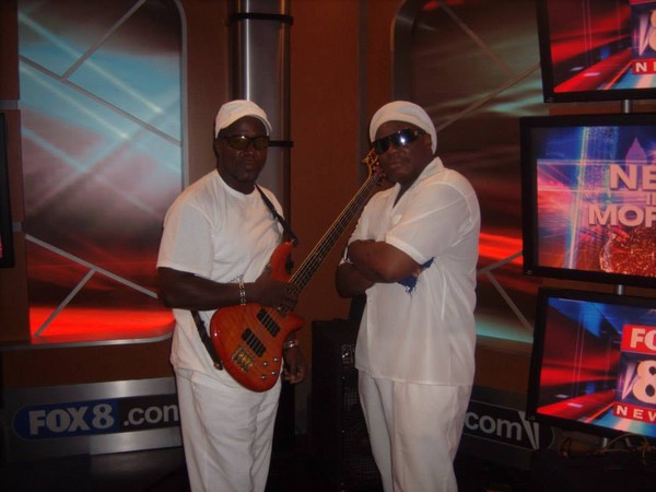 Jimmy Jeruelle and Alfonzo Keyman Gibson