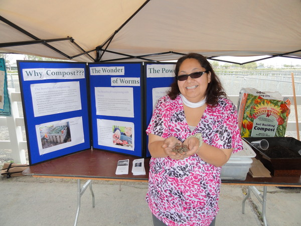 Worms & Composting at Earth Day 2011