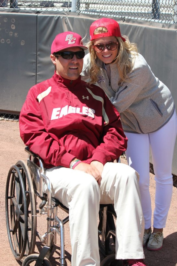 Join team Frate Train and fight to Strike out ALS! by Erin