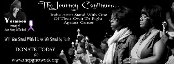 The Journey Continues...Indie Artists Stand With One Of Their Own Against Cancer
