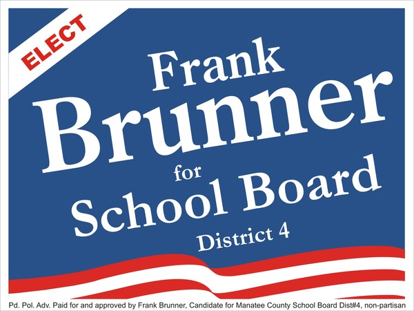 Official Campaign Poster