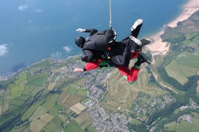 Wonderful views I will be experiencing when I do my skydive (if I can keep my eyes open lol!)