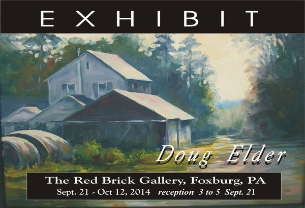 Doug Elder Exhibit