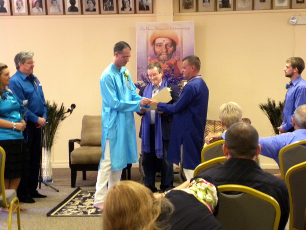 Exchanging rings in Ft. Walton Beach