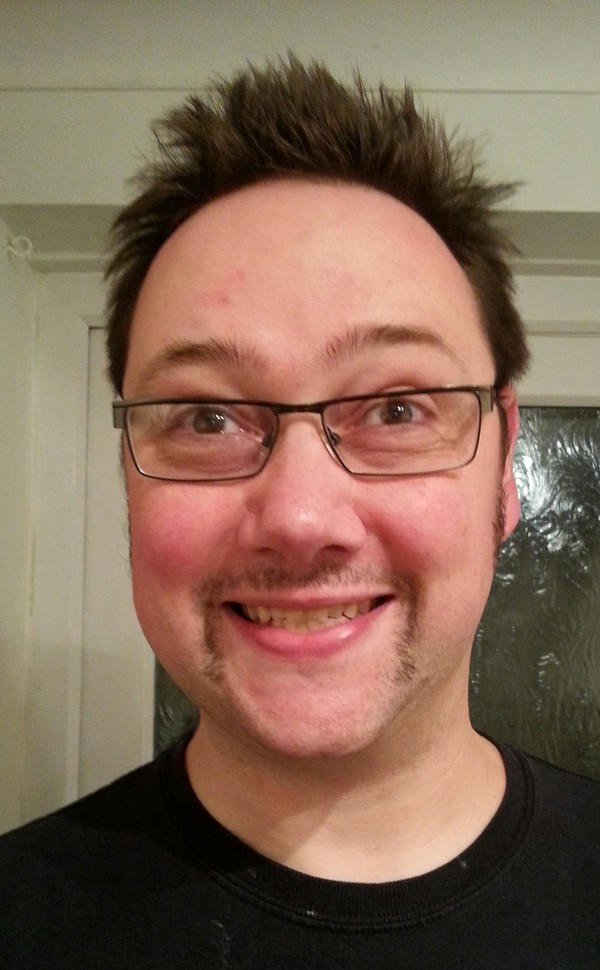 Meet my Mr. Movember - Phil