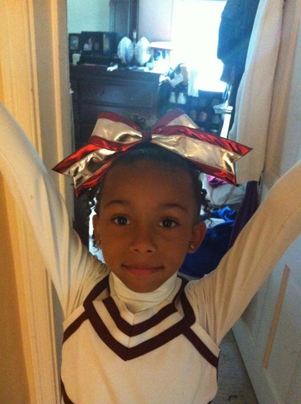 Tehya the Cheerleader