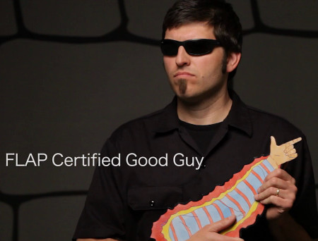 FLAP Certified Good Guy