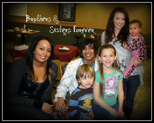 All 6 of my precious angels. They have all changed my life for the good!