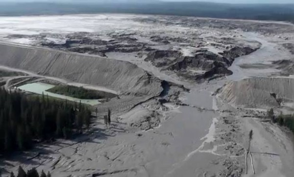 Mount Polley tailings