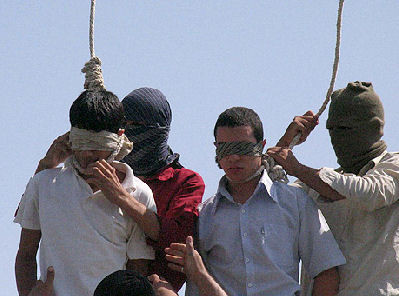 Execution in Mashhad