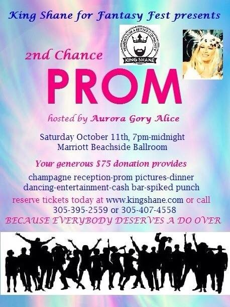 2nd Chance Prom Offical Poster