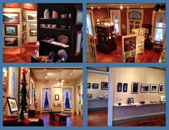 Red Brick Interiors - gifts shop and gallery space