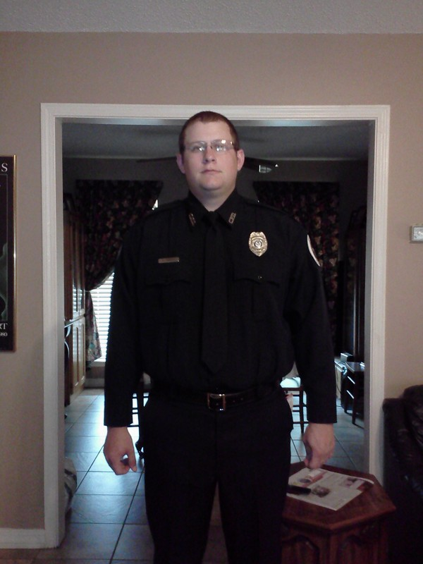 Fallen Conway PD Officer, Will McGary, EOW 2/1/13