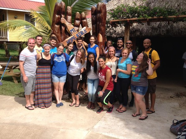 Belize Team 2013