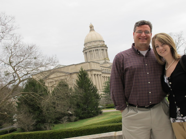 Stephen & Stephanie Knipper (Frankfort, KY)
