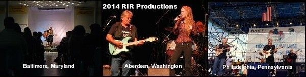 Rockers In Recovery 2014 Productions