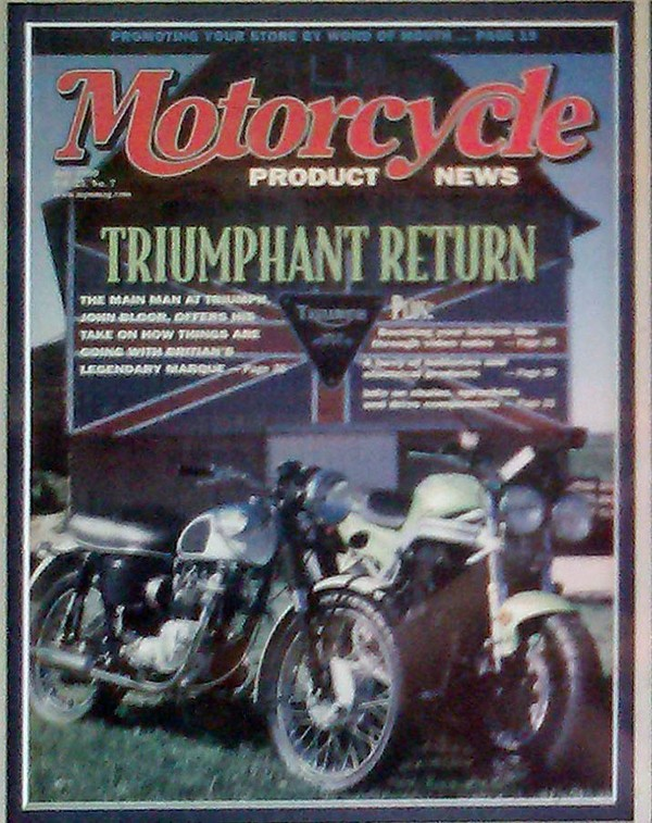 Sharer Cycle Center: Triumph Barn