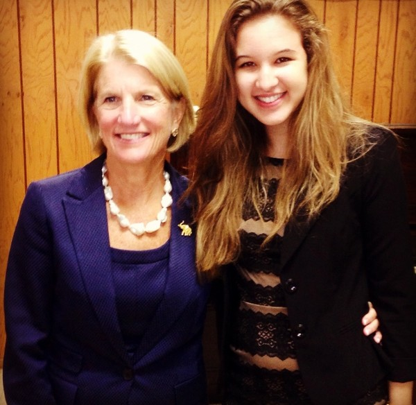 West Virginia Congresswoman Shelley Moore Capito