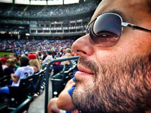 Kevin at Safeco Field