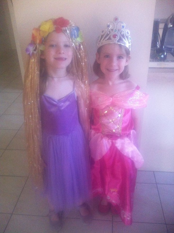 My little princesses