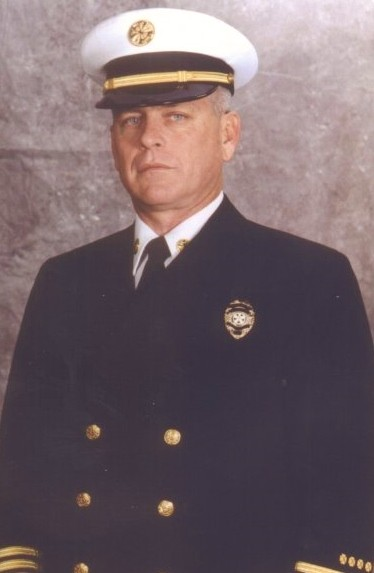 Fire Chief, 1997