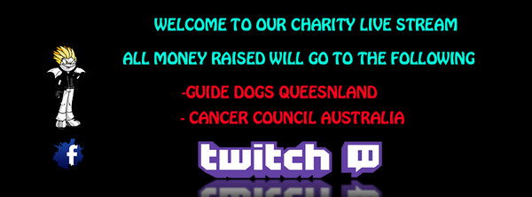 Twitch TV Charity Event